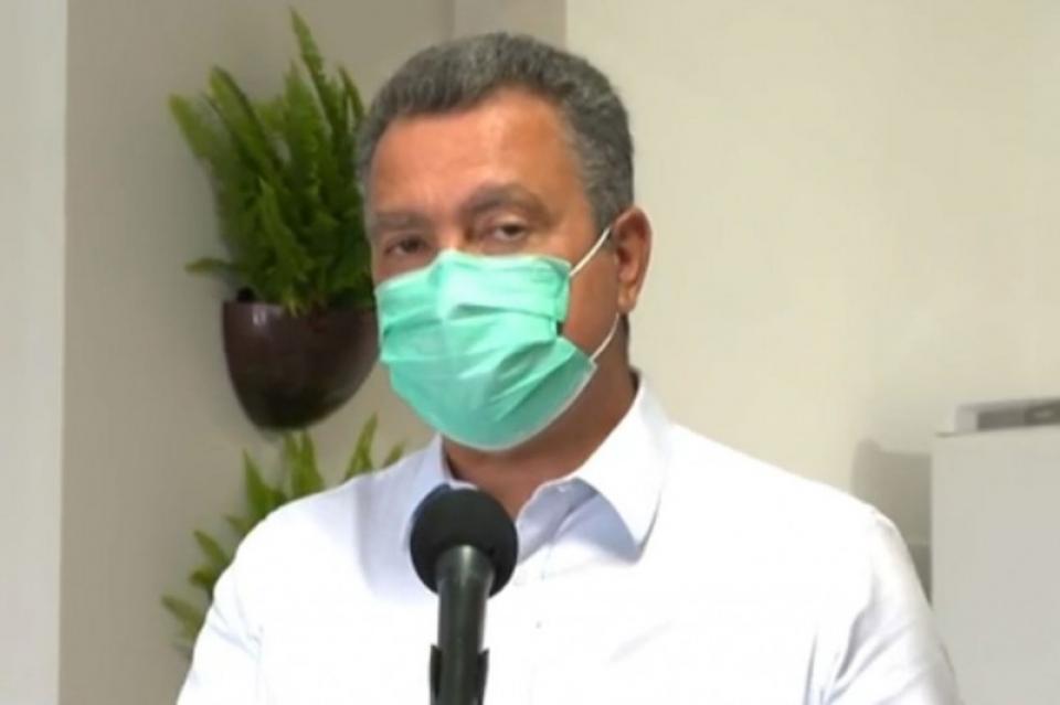 Governador critica formato de campanha eleitoral no interior: 'Repensem o formato'