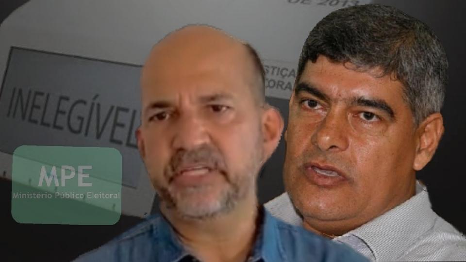 MPE acata pedido de impugnação dos registros de candidaturas de Robério Oliveira em Eunápolis e Agnelo Santos em Santa Cruz Cabráliael