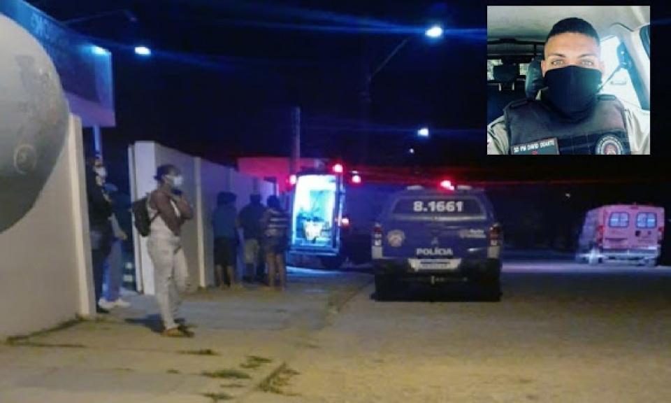 Policial militar é morto a tiros após discussão em em Teofilândia