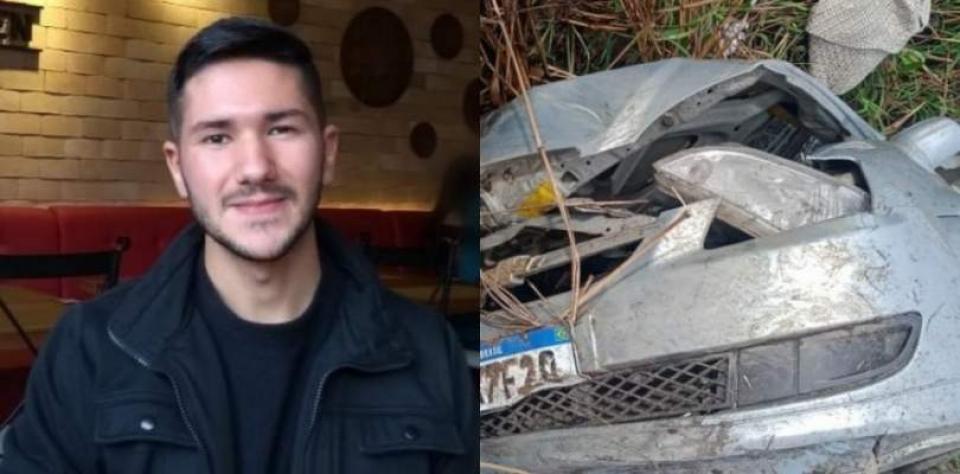 Motorista de aplicativo é morto e suspeitos são presos após acidente com carro da vítima