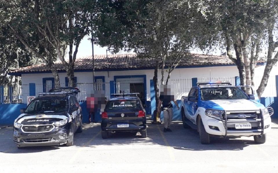 Homem de 52 anos é preso pela PM de Alcobaça acusado de abusar sexualmente de adolescente de 12 anos